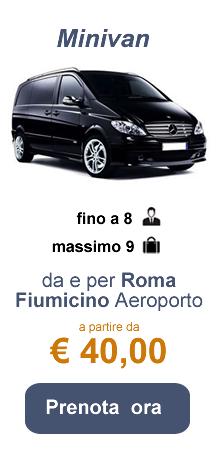 prezzi-minivan-roma-fiumicino